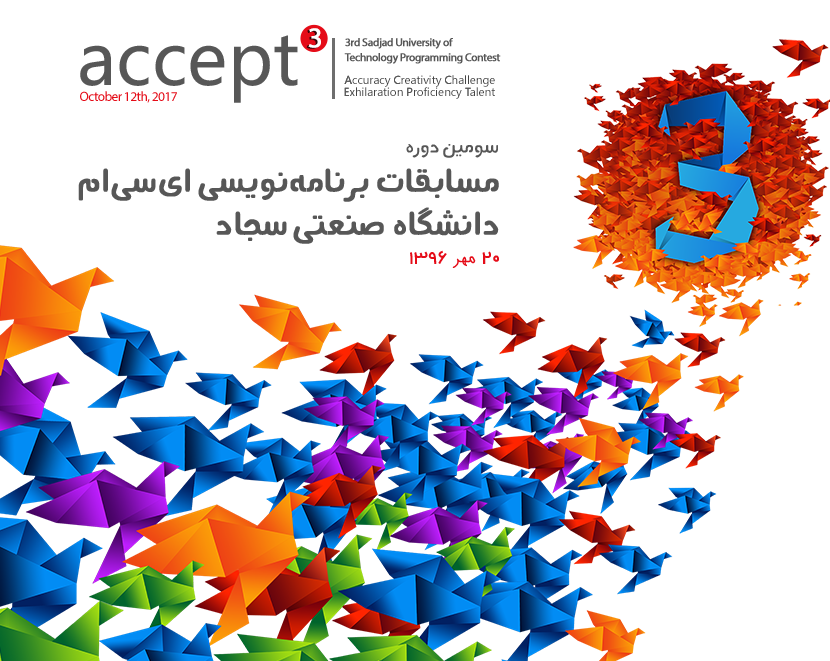 accept 2 poster